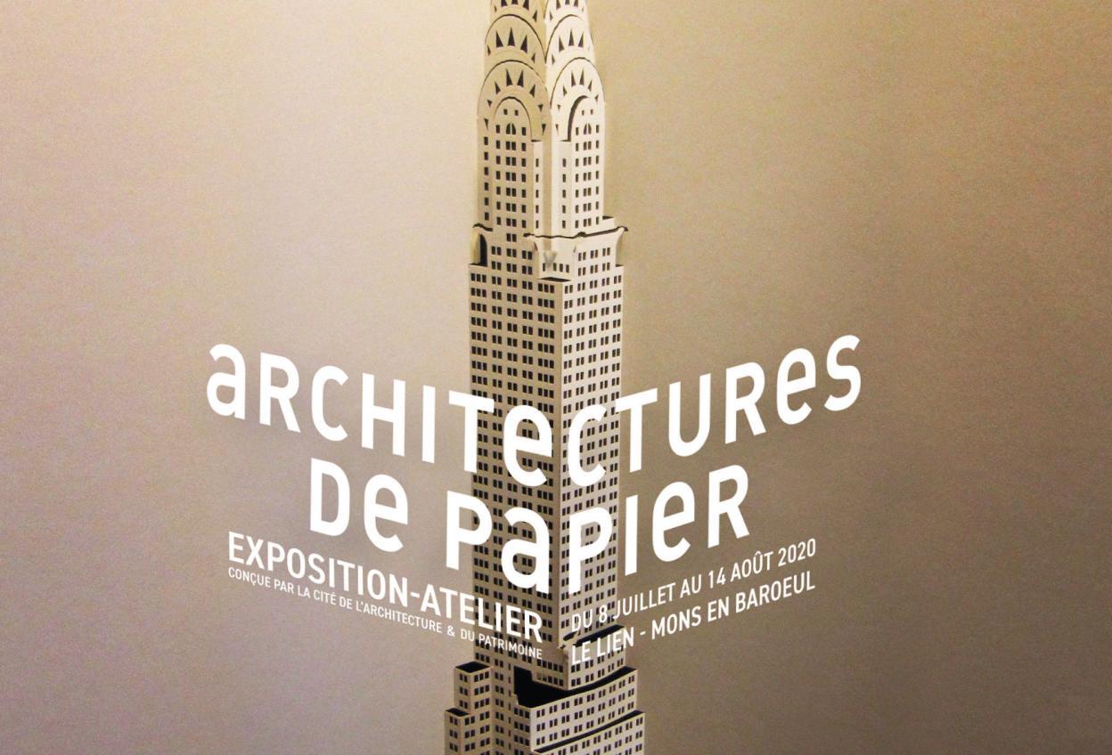 architectures de papier