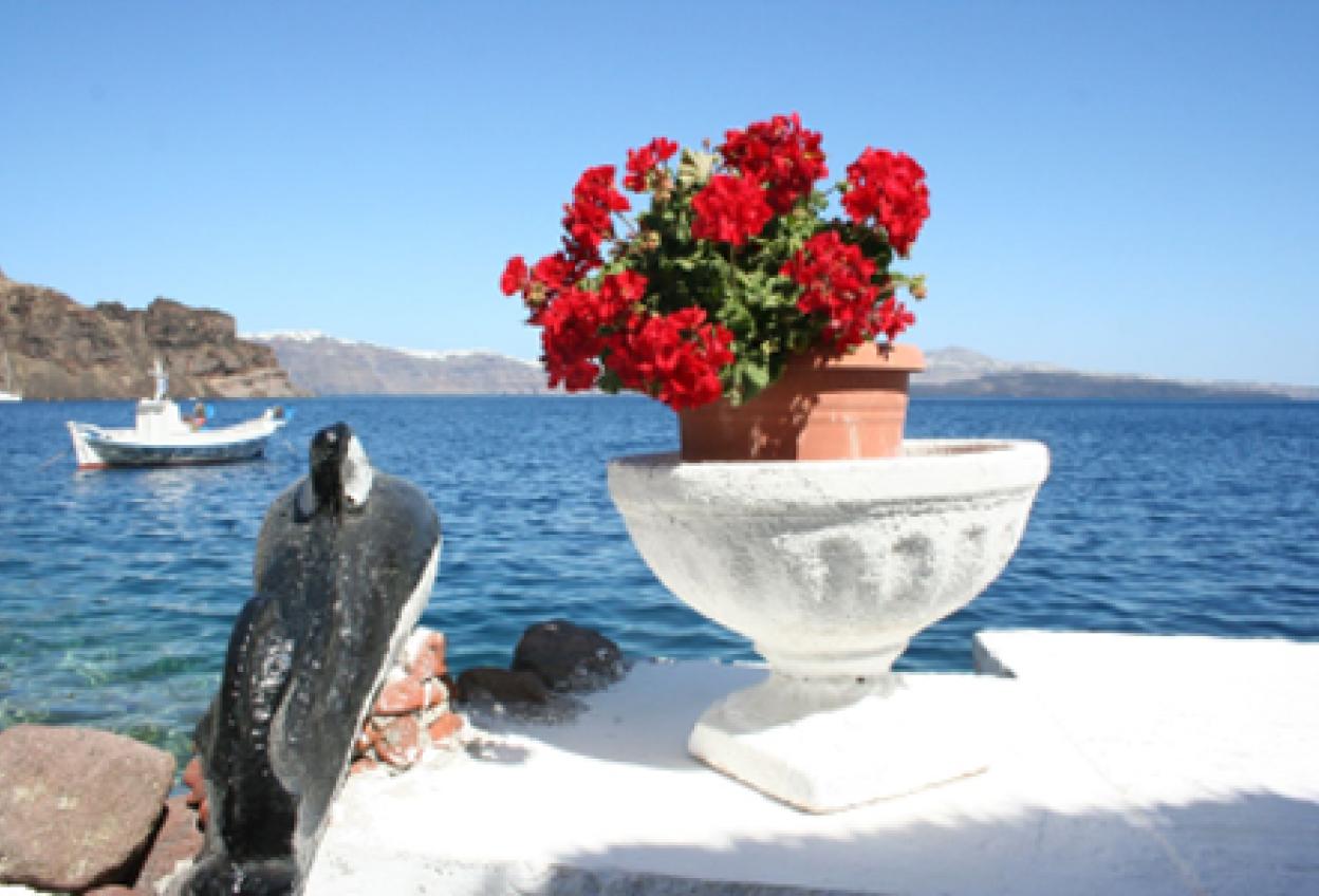 Lumières et couleurs de la Grèce
