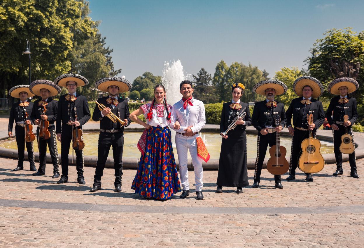 Une fête nationale aux couleurs d'Eldorado