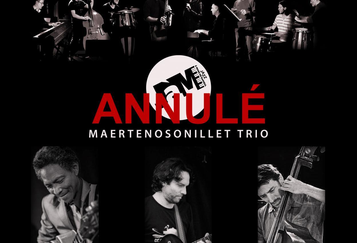JÀM Session & Maertenosonillet Trio