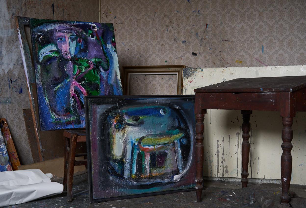 Exposition - L'Atelier de l'Artiste !