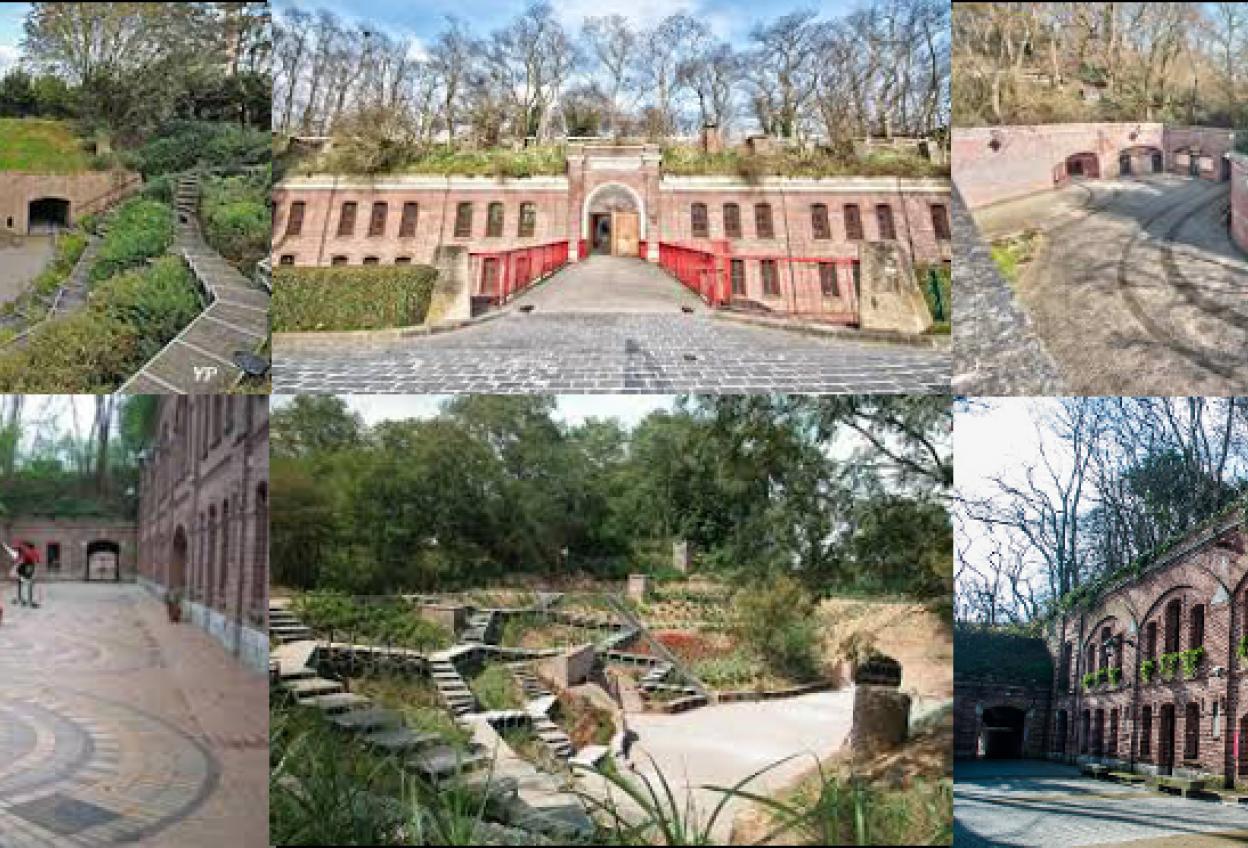 Visite historique du Fort
